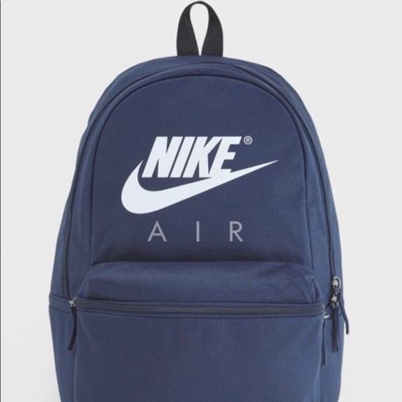 Obsidian Blue Nike Air Backpack 6f1abbbf18386